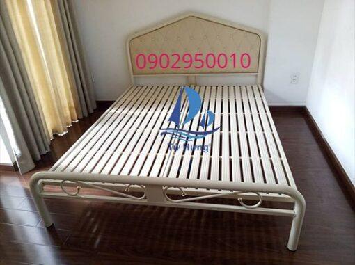 Giường Sắt Xk T33m 1m6